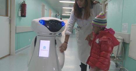 Meet Little Casper, a robot designed to help children suffering from cancer | VISION DRONE MEGACAPTEUR | Scoop.it