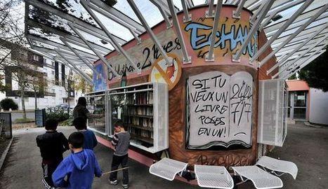 TENDANCE - Les bibliothèques de rue, un best-seller français' - L'Express | Bibliothèques et culture numérique | Scoop.it