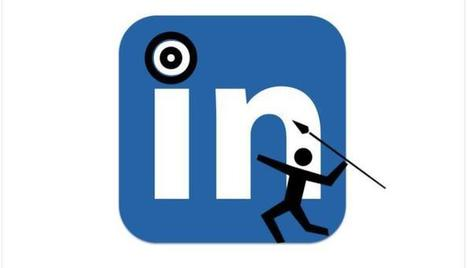 LinkedIn Spearfish Marketing  Content + Process = Engaged Prospects | Social Selling for B2B | Scoop.it