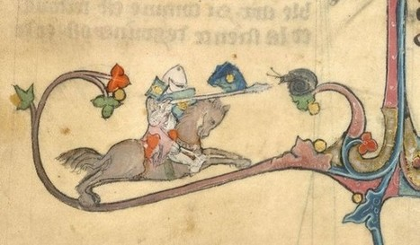 Why Were Medieval Knights Always Fighting Snails?   historian: people and cultures   Scoop.it