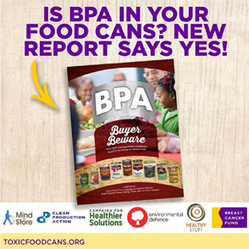 Breast Cancer Fund: Tell Kroger & Campbell's: It's time to can BPA | EcoAction | Scoop.it