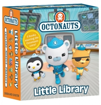 Octonauts Little Library Collection 5 Books Set | Snazal Books, Leicester | Scoop.it