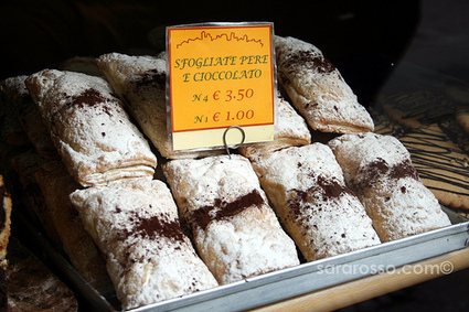 Bergamo, Polenta e Osei and Other Desserts — Ms. Adventures in Italy | Delectable Desserts | Scoop.it