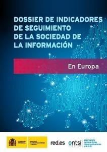Dossier de Indicadores de Seguimiento de la Sociedad de la Información en Europa (octubre 2013)   ONTSI   TECNOLOGÍA Y EDUCACIÓN   Scoop.it