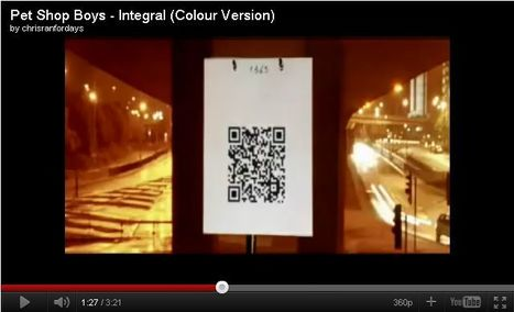 Creating the future? QR codes + new forms of storytelling | Transmedia: Storytelling for the Digital Age | Scoop.it