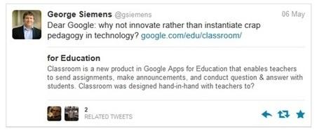 """""""Querido Google ...""""   Educación a Distancia y TIC   Scoop.it"""