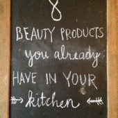 8 Beauty Products You Already Have In Your Kitchen at Babble | Living Better | Scoop.it