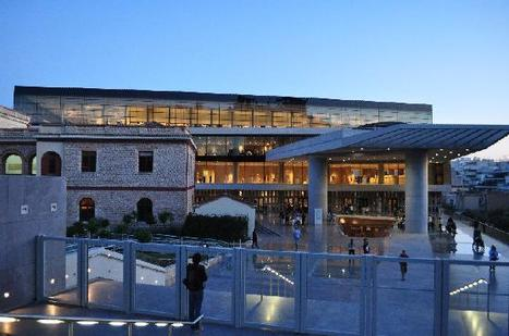 New Tourist Places !: Acropolis Museum (Athens) - Greece | Museums Around the World | Scoop.it