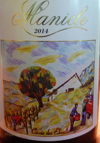 un Bugey Manicle blanc Les Eboulis 2014 du Caveau Bugiste   IRWT - Vins de Savoie & du Bugey   Scoop.it