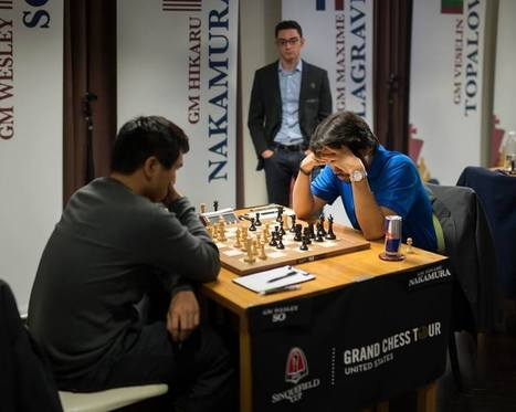 Aronian gewinnt in St. Louis | This and That | Scoop.it