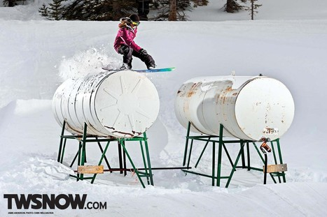 Wallpaper Wednesday: Girls - Transworld Snowboarding | Snowboarding | Scoop.it
