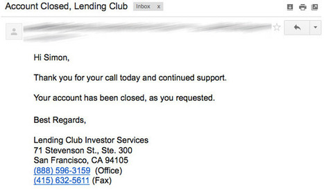How to Liquidate and Close a Lending Club or Prosper Account | Business Ocean | Scoop.it