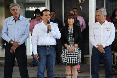 El 2014 será el año de la consolidación del sistema educativo colimense: Guillermo Rangel. | Secretario Educación Guillermo Rangel | Scoop.it