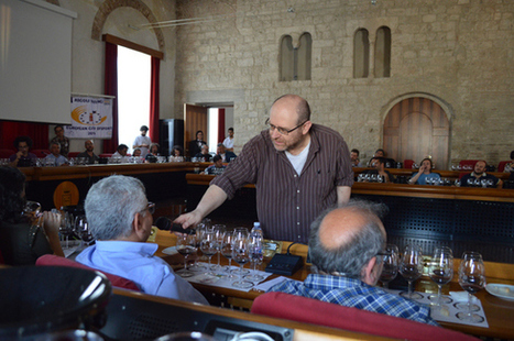 Tasting with Porthos editor Sandro Sangiorgi at Terroir Marche | Wines and People | Scoop.it