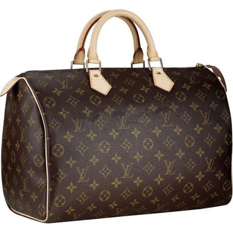 Louis Vuitton Outlet Speedy 35 Monogram Canvas M41524 Handbags For Sale,70% Off | Louis Vuitton Speedy 35_lvbagsatusa.com | Scoop.it