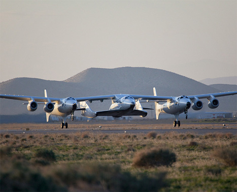 NASA Joins Queue For SpaceShipTwo Rides | Space matters | Scoop.it