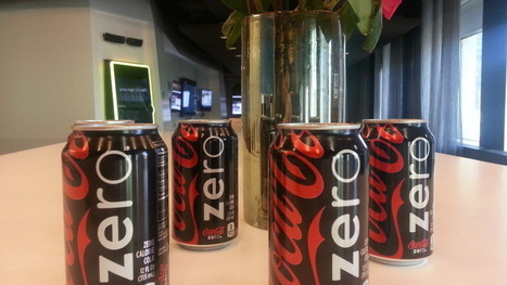 How Coke Zero Added Value To Its TV Ads Using Shazam | IPG Media Lab | screen seriality | Scoop.it