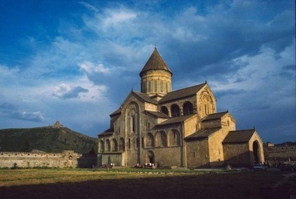 Mtskheta, antigua ciudad de Georgia | Cultura Asiática | Scoop.it