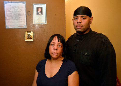 'Ghostbuster' cops keep raiding dead man's home: suit | Criminal Justice in America | Scoop.it