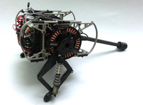 University of Pennsylvania Unleashes Robot Jerboa Upon the World - IEEE Spectrum | Heron | Scoop.it