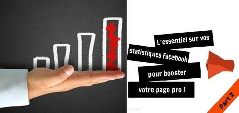 Statistiques Facebook : les 6 stats les plus importantes à suivre – part 2 | Femmes entrepreneures et développement d'activité | Scoop.it