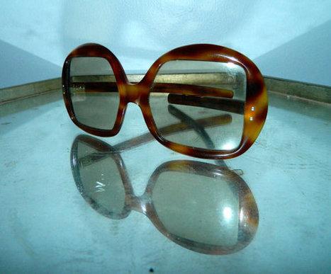 vintage 1960s sunglasses | QuiteQuainte | Scoop.it