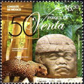 Filatelia y Gerardo Pacheco: El Señor de los Animales: el Jaguar | SOFIMA Online | Scoop.it