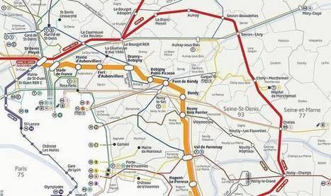 Enquête publique sur la ligne 15 du Grand Paris Express   actualités en seine-saint-denis   Scoop.it
