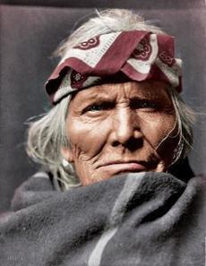 Photo: Vintage Images Given New Life | ojibwe indians | Scoop.it
