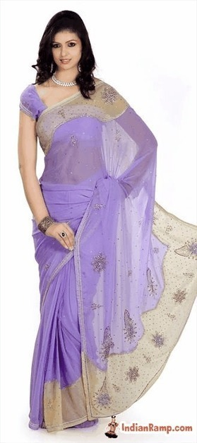 Designer Indian Sarees for Women, Party Wear Saris Collection 2013 | CHICS & FASHION | Scoop.it