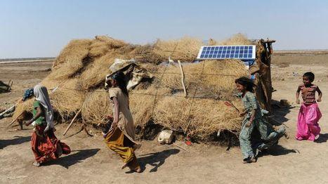 How India's 'smart villages' are centralising solar power - BBC News   Energies Actus   Scoop.it