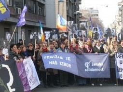 Celebrating International Women's Day Serbian Style | | Women of The Revolution | Scoop.it