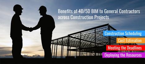 Key takeaways of BIM for General Contractors | Architecture Engineering & Construction (AEC) | Scoop.it