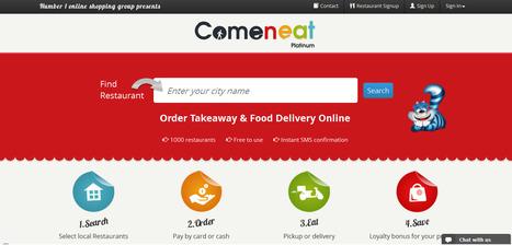 Food Order Solution   Roamsoft Technologies Pvt Ltd   Scoop.it