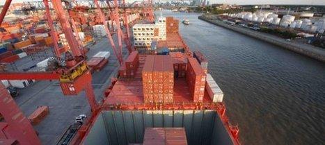Desciende 15.9% movimiento de vehículos en puertos | Noticias de logística y supply chain | Scoop.it