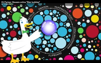 The real Filter Bubble debate - Gabriel Weinberg's Blog | Brand & Content Curation | Scoop.it