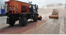 Vrachtwagen verliest lading op route president Obama | AAV- actualiteit - Doria | Scoop.it