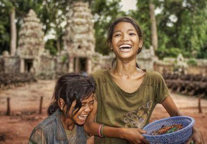 Être altruiste, c'est bon pour la santé des gènes | joie bonheur santé | Scoop.it