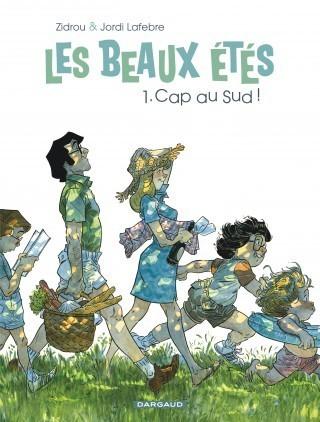 Les Beaux étés. T.1, Cap au Sud ! - Dargaud de | Concours de lecture : Adolire - Prix des Incorruptibles | Scoop.it