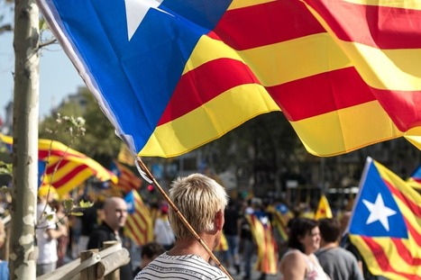 Catalan separatists finally unite for independence - Shout Out UK | AC Affairs | Scoop.it