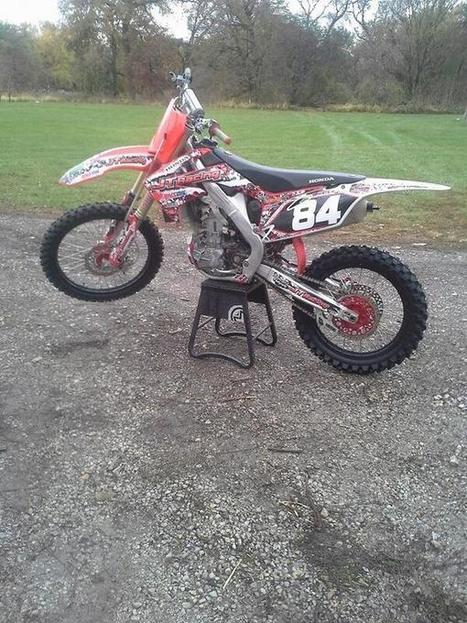 Twitter / takes_ryan73: @WCW Crf250r 2010 ... | Dirt Biking | Scoop.it