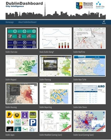 New paper: The Praxis and Politics of Building Urban Dashboards | The Programmable City | Almere Smart City | Scoop.it