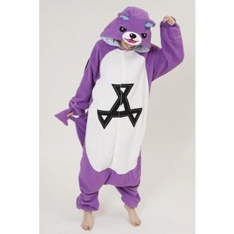 Devil Bear Akkuma Kigurumi Animal Onesies | kiguruone | Scoop.it