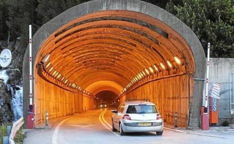 Cierre del Túnel de Bielsa-Aragnouet del 17 de mayo al 1 de junio de 2016, de lunes a viernes, de 8:15 a 19:00 h. | Villa de Aínsa - Sobrarbe Pirineo | Christian Portello | Scoop.it