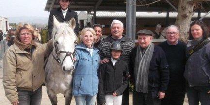Les poneys en compétition   St Jo   Scoop.it