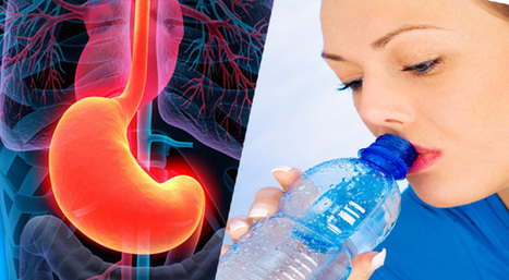 Using Water as a Medicine : Drinking Water On Empty Stomach - Awareness | Aquatecture | Scoop.it