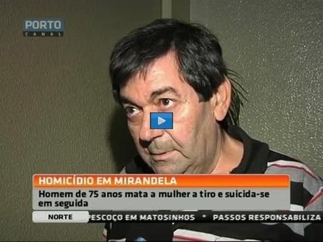 Mulher foi morta pelo marido em Mirandela | A4 | Scoop.it