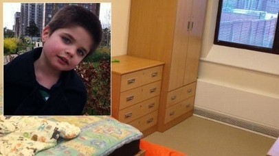 Boy Who Ate Walls Gets 'Inedible' Bedroom | It's Show Prep for Radio | Scoop.it