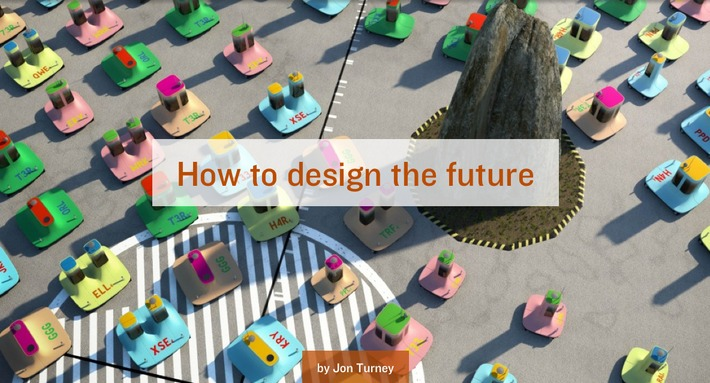 How Design Fiction Imagines Future Technology | Megatrends | Scoop.it