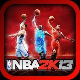 NBA 2K13 v1.1.2 Updated 15 July 2013 central android apk - CENTRAL OF APK | Android Games Apps | Scoop.it